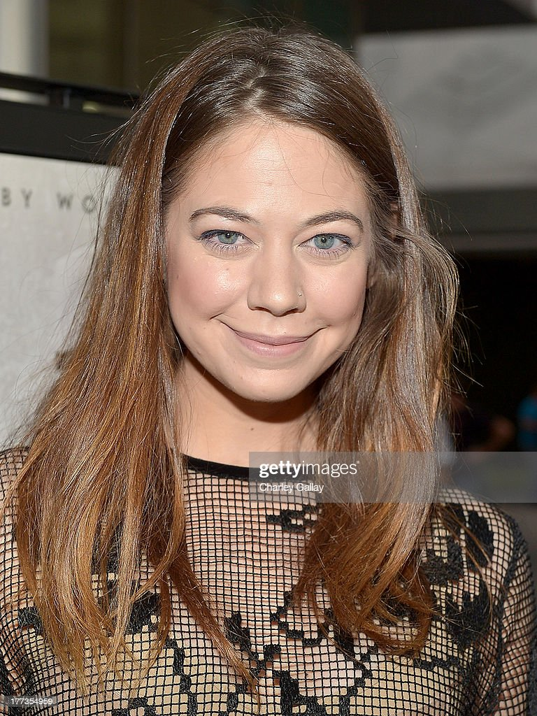 Actress <a gi-track='captionPersonalityLinkClicked' href=/galleries/search?phrase=Analeigh+Tipton&family=editorial&specificpeople=7357605 ng-click='$event.stopPropagation()'>Analeigh Tipton</a> arrives at a screening of The Weinstein Company And Annapurna Pictures' 'The Grandmaster' at the Arclight Theatre on August 22, 2013 in Los Angeles, California.