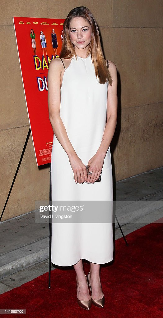 Actress Analeigh Tipton attends the premiere of Sony Pictures Classics' 'Damsels in Distress' at the Egyptian Theatre on March 21, 2012 in Hollywood, California.