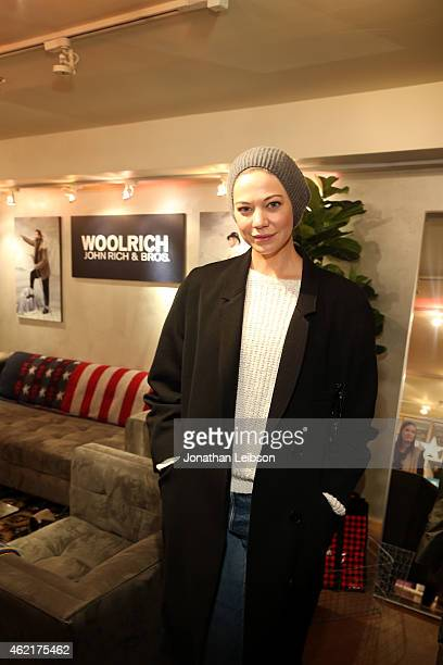 Actress Analeigh Tipton attends The Variety Studio At Sundance Presented By Dockers on January 25 2015 in Park City Utah