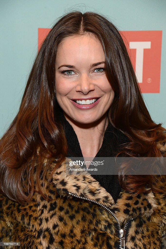 Actress Anastasia Roark attends Day 1 of the Kari Feinstein Style Lounge on January 18, 2013 in Park City, Utah.