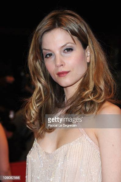 Actress and 2011 Shooting Star Sylvia Hoeks from The Netherlands attends the 'Coriolanus' Premiere during day five of the 61st Berlin International...