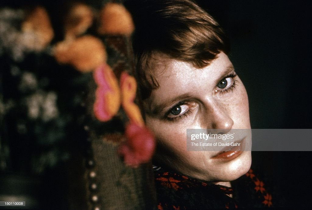 Actress and activist <a gi-track='captionPersonalityLinkClicked' href=/galleries/search?phrase=Mia+Farrow&family=editorial&specificpeople=93764 ng-click='$event.stopPropagation()'>Mia Farrow</a> poses for a portrait in January, 1969 in New York City, New York.