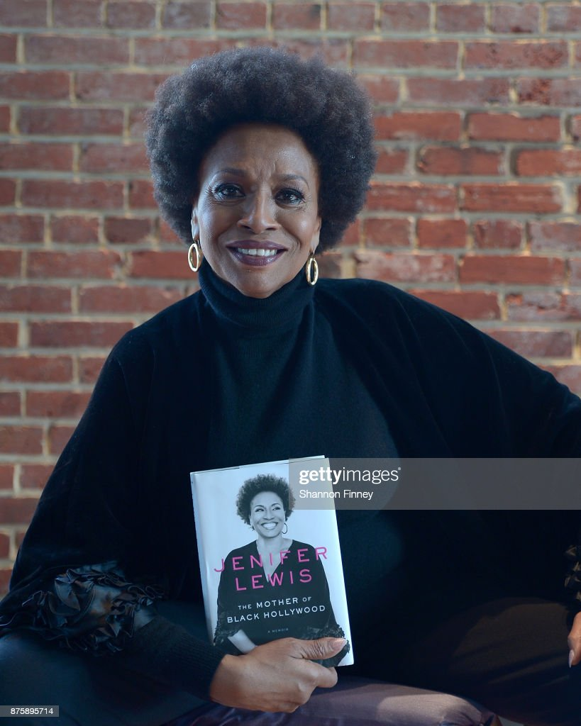 An Intimate Brunch With Jennifer Lewis