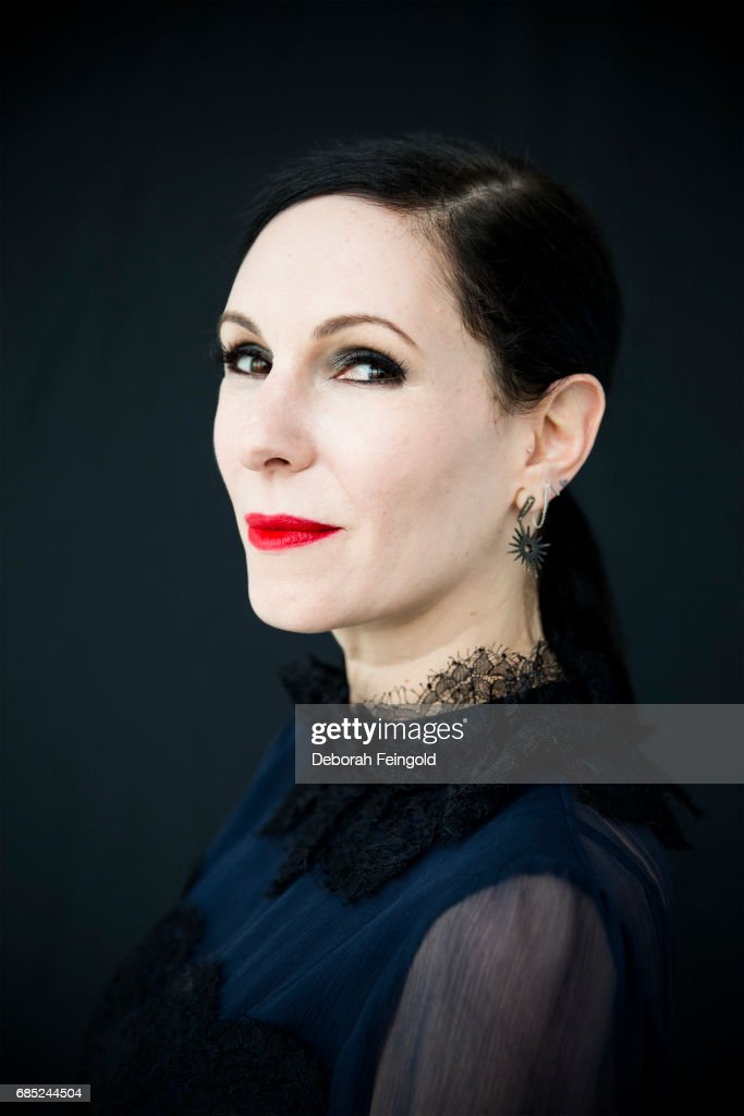 Actress and author Jill Kargman poses for a portrait in May 2016 in New York City, New York.