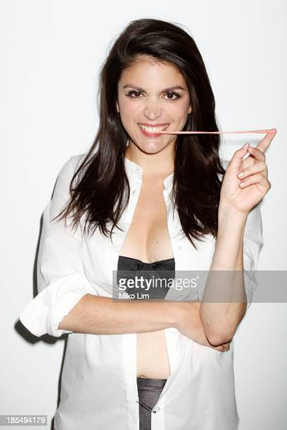 Actress and comedian Cecily Strong is photographed for Men's Health on July 8 in New York City