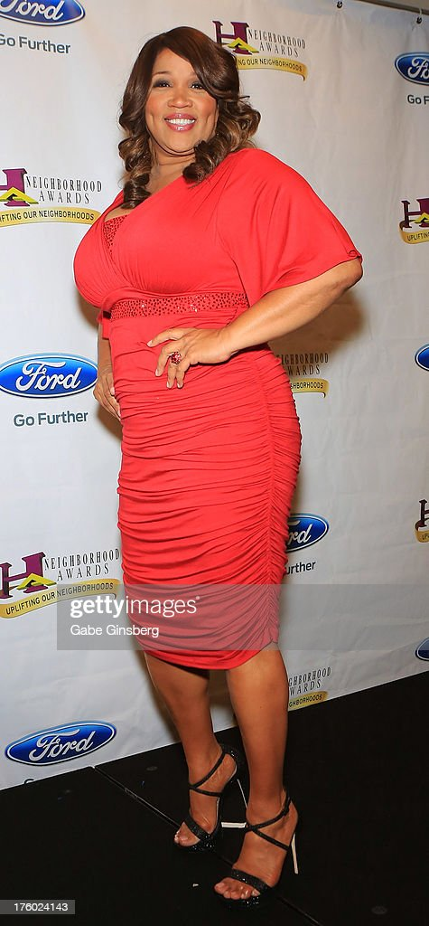 Actress and comedian Kym Whitley attends the 11th annual Ford Neighborhood Awards at the MGM Grand Garden Arena on August 10, 2013 in Las Vegas, Nevada.