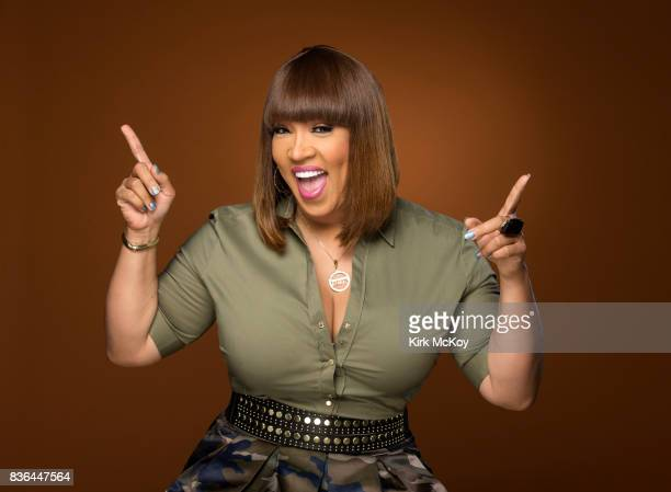 Actress and comedian Kym Whitley is photographed for Los Angeles Times on June 19 2017 in Los Angeles California PUBLISHED IMAGE CREDIT MUST READ...