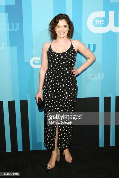 Actress and comedian Rachel Bloom attends the 2017 CW Upfront on May 18 2017 in New York City
