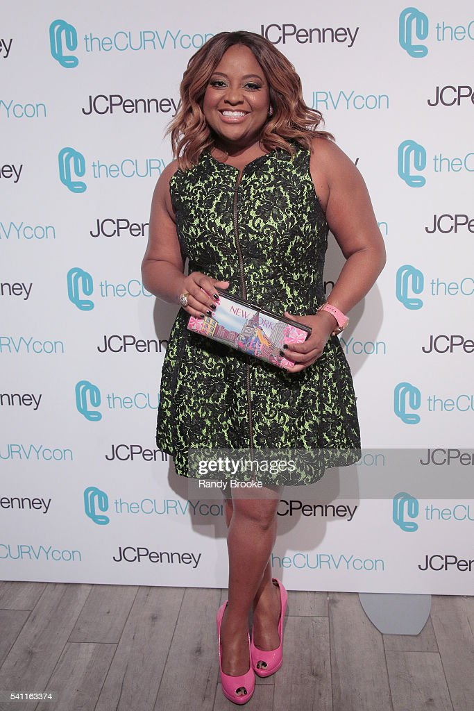 Actress and Comedian Sherri Shepherd attends TheCurvyCon 2016 at Metropolitan Pavilion West on June 18 2016 in New York City