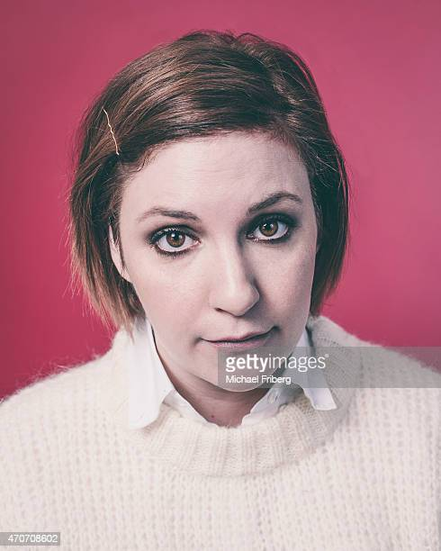 Actress and director Lena Dunham is photographed for Variety on February 3 2015 in Park City Utah ON DOMESTIC EMBARGO UNTIL MAY 3 2015 ON...