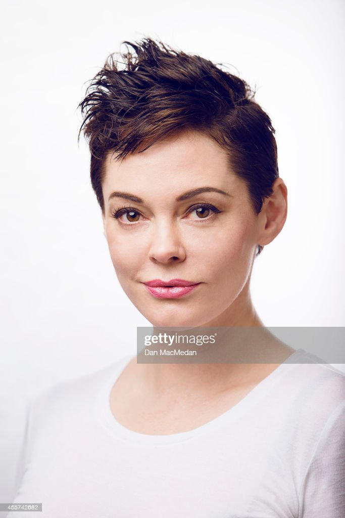 Actress and director <a gi-track='captionPersonalityLinkClicked' href=/galleries/search?phrase=Rose+McGowan&family=editorial&specificpeople=206451 ng-click='$event.stopPropagation()'>Rose McGowan</a> is photographed for Self Assignment on September 19, 2014 in Los Angeles, California.