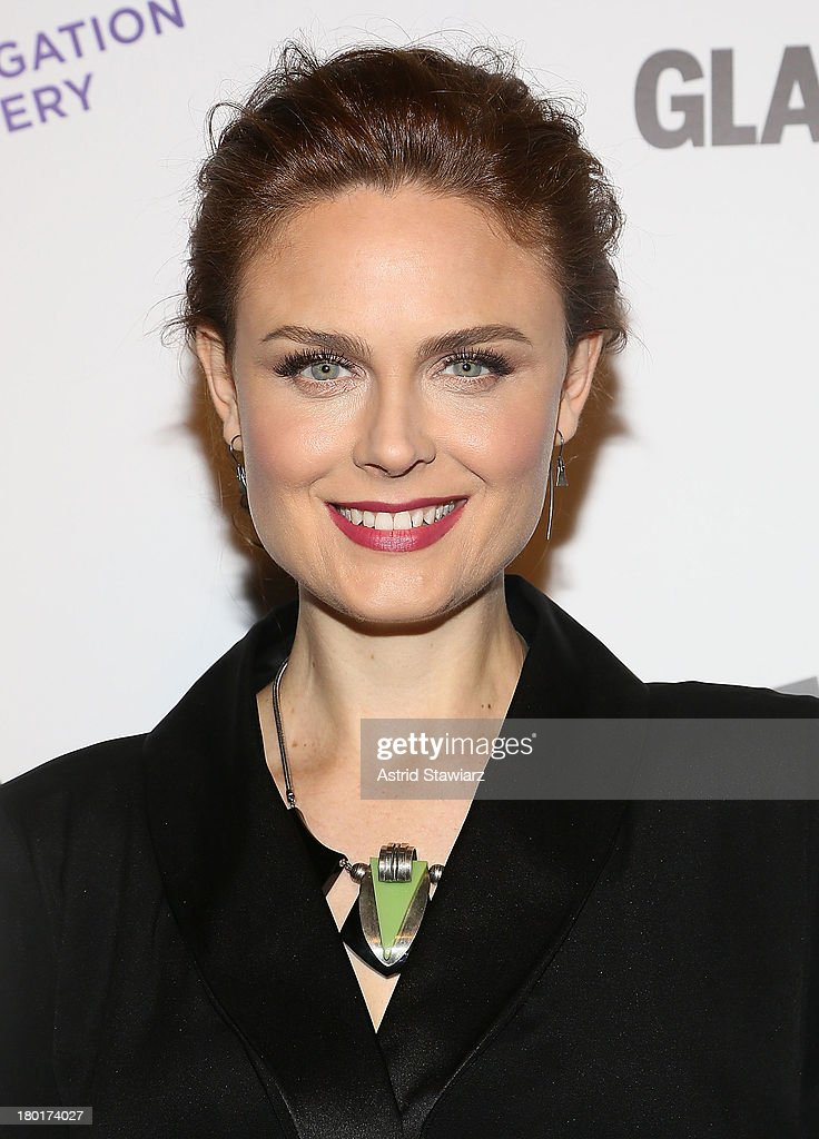 Actress and honoree Emily Deschanel attends Investigation Discovery's 'Inspire A Difference Awards' on September 9, 2013 in New York City.
