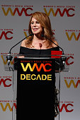 Actress and honoree Marlo Thomas speaks onstage during The Women's Media Center 2015 Women's Media Awards on November 5 2015 in New York City