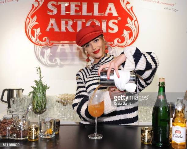 Actress and influencer Olivia Culpo teamed up with Stella Artois to inspire Americans to shine this holiday season in celebration of the brand's...