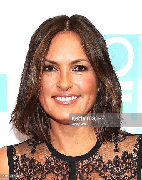 Actress and Joyful Heart Foundation founder Mariska Hargitay attends The Joyful Revolution Gala hosted by Mariska Hargitay's Joyful Heart Foundation...