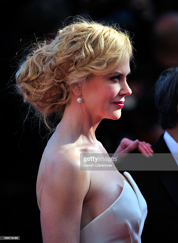 Actress and jury member Nicole Kidman attends the 'Zulu' Premiere and Closing Ceremony during the 66th Annual Cannes Film Festival at the Palais des Festivals on May 26, 2013 in Cannes, France.