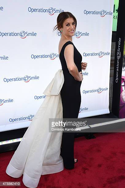 Actress and Master of Ceremonies Kate Walsh appears at the 13th Annual Operation Smile Event Hosted By Kate Walsh With Special Guest Eli Manning...