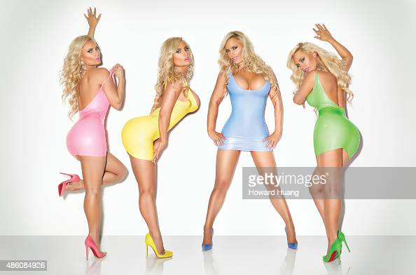 coco austin coco austin self assignment november 2010 by howard huang ...