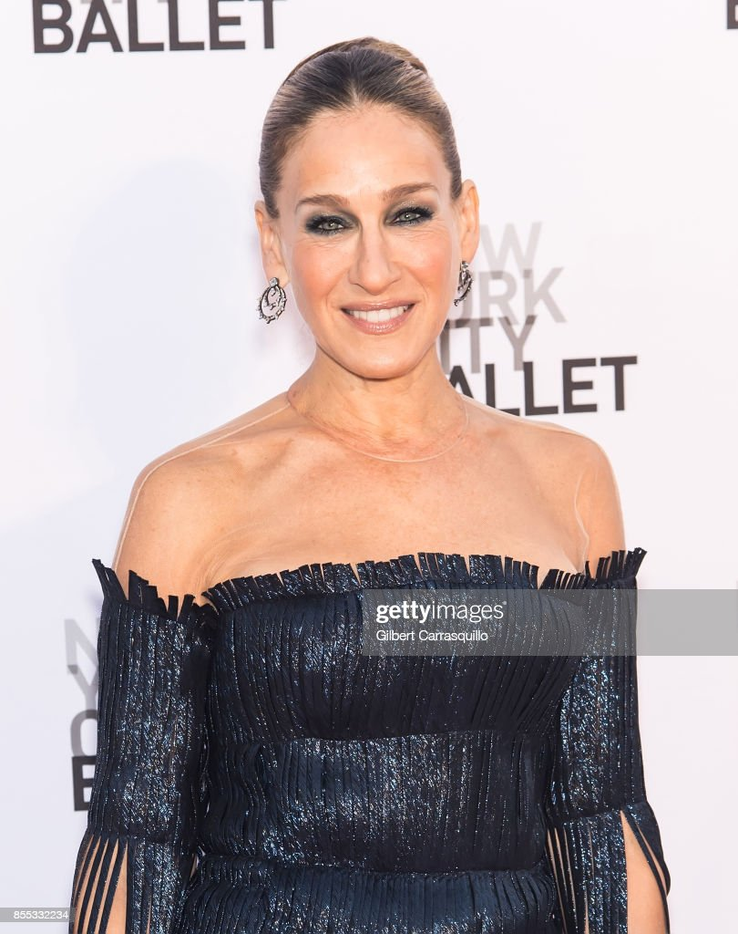 Actress and NYCB Board Vice Chair, Sarah Jessica Parker attends the New York City Ballet's 2017 Fall Fashion Gala at David H. Koch Theater at Lincoln Center on September 28, 2017 in New York City.