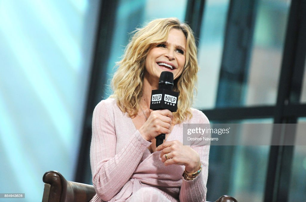 Actress and producer Kyra Sedgwick attends Build to discuss 'Ten Days in the Valley' at Build Studio on September 27, 2017 in New York City.