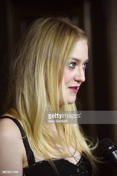 Actress and Save the Children Ambassador Dakota Fanning attends the 5th Annual Save The Children Illumination gala at The American Museum of Natural...