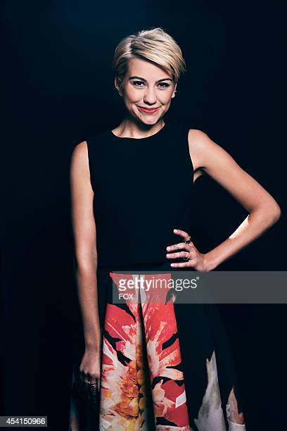 Actress and singer Chelsea Kane is photographed at the Fox 2014 Teen Choice Awards at The Shrine Auditorium on August 10 2014 in Los Angeles...