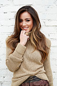 Actress and singer Chloe Bennet is photographed for Chicago Sun Times Sunday Splash on February 6 2014 in Venice California PUBLISHED IMAGE