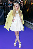 Actress and singer Dove Cameron attends the Disney's 'Descendants' Premiere at Publicis Champs Elysees on September 23 2015 in Paris France
