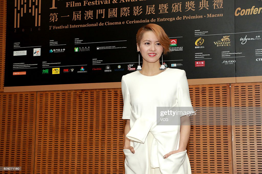 "1st Macao International Film Festival & Awards - ""Sisterhood"" Press Conference"
