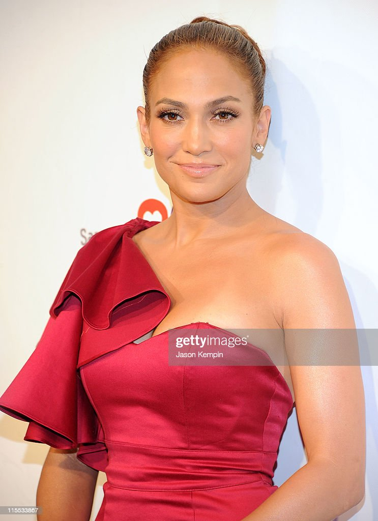 Actress and singer <a gi-track='captionPersonalityLinkClicked' href=/galleries/search?phrase=Jennifer+Lopez&family=editorial&specificpeople=201784 ng-click='$event.stopPropagation()'>Jennifer Lopez</a> attends the Samsung Hope for Children gala at Cipriani Wall Street on June 7, 2011 in New York City.