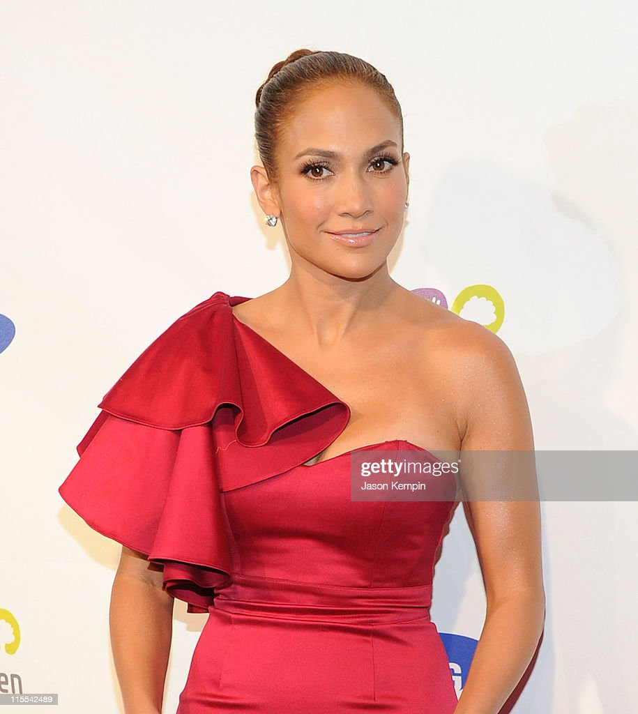 Actress and singer Jennifer Lopez attends the Samsung Hope for Children gala at Cipriani Wall Street on June 7, 2011 in New York City.