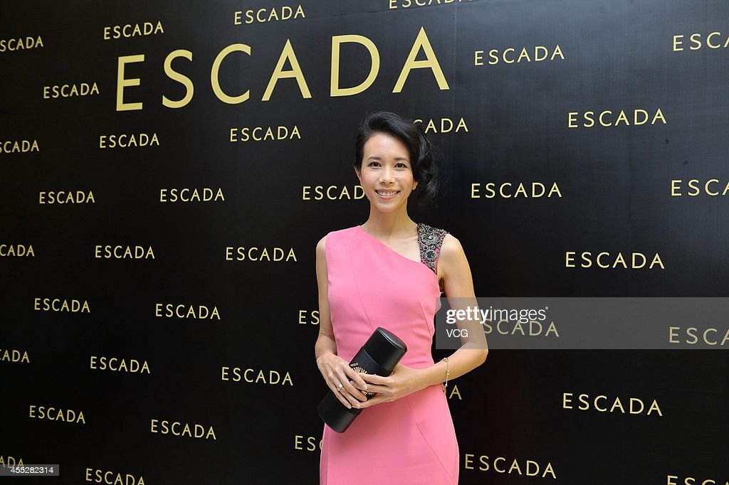 Karen Mok Attends Commercial Activity Of Escada In Shanghai