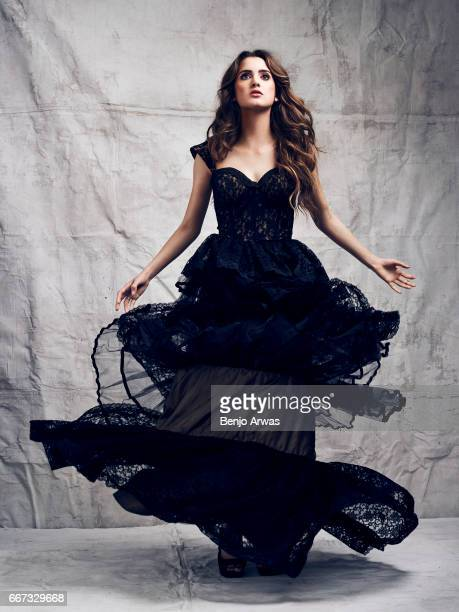 Actress and singer Laura Marano is photographed for Composure Magazine on October 12 2016 in Los Angeles California PUBLISHED IMAGE