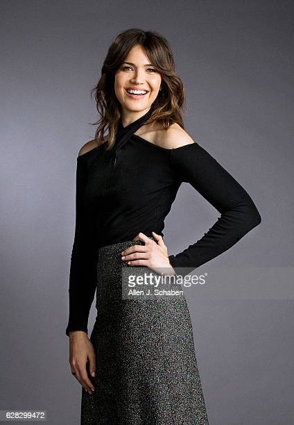 Actress and singer Mandy Moore is photographed for Los Angeles Times on November 28 2016 in Los Angeles California PUBLISHED IMAGE CREDIT MUST READ...