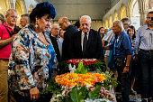 ITA: Funeral Of Luciano De Crescenzo