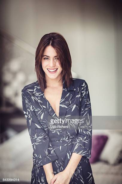 Actress and singer Martina Stoessel is photographed for Gala on April 26 2016 in Paris France