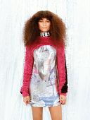 Zendaya, Fashion Magazine, November