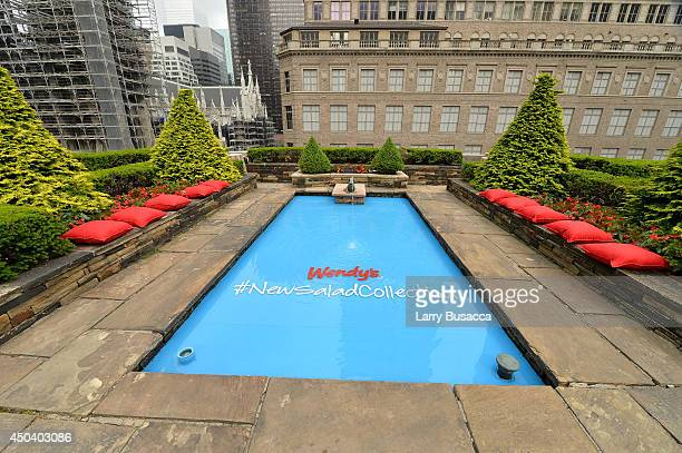 Actress and Style Icon Molly Sims hosted a private garden rooftop event at 620 Loft Garden in the heart of Rockefeller Center to celebrate the first...