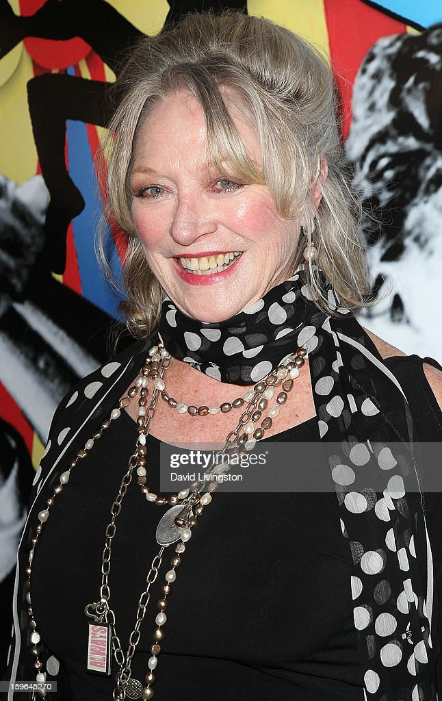 Actress and 'The Birds' cast member Veronica Cartwright attends the 'Directors Series' 2nd Annual Commemorative Ticket press event presented by Red Line Tours at the Egyptian Theatre on January 17, 2013 in Hollywood, California.