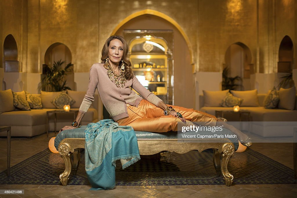 Marisa Berenson, Paris Match Issue 3394, June 11, 2014