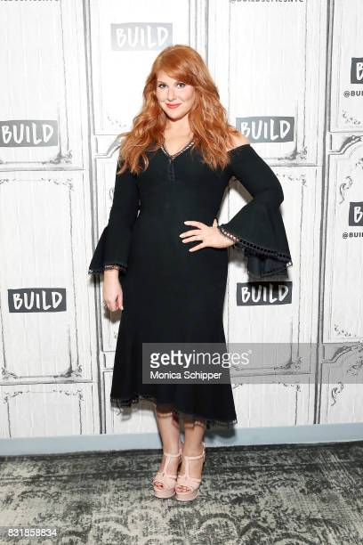 Actress and writer Julie Klausner visits Build Series to discuss her new show 'Difficult People' at Build Studio on August 15 2017 in New York City
