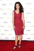 Actress Andie MacDowell attends Hallmark Channel Hallmark Movie Channel's 2014 Winter TCA Party at The Huntington Library and Gardens on January 11...