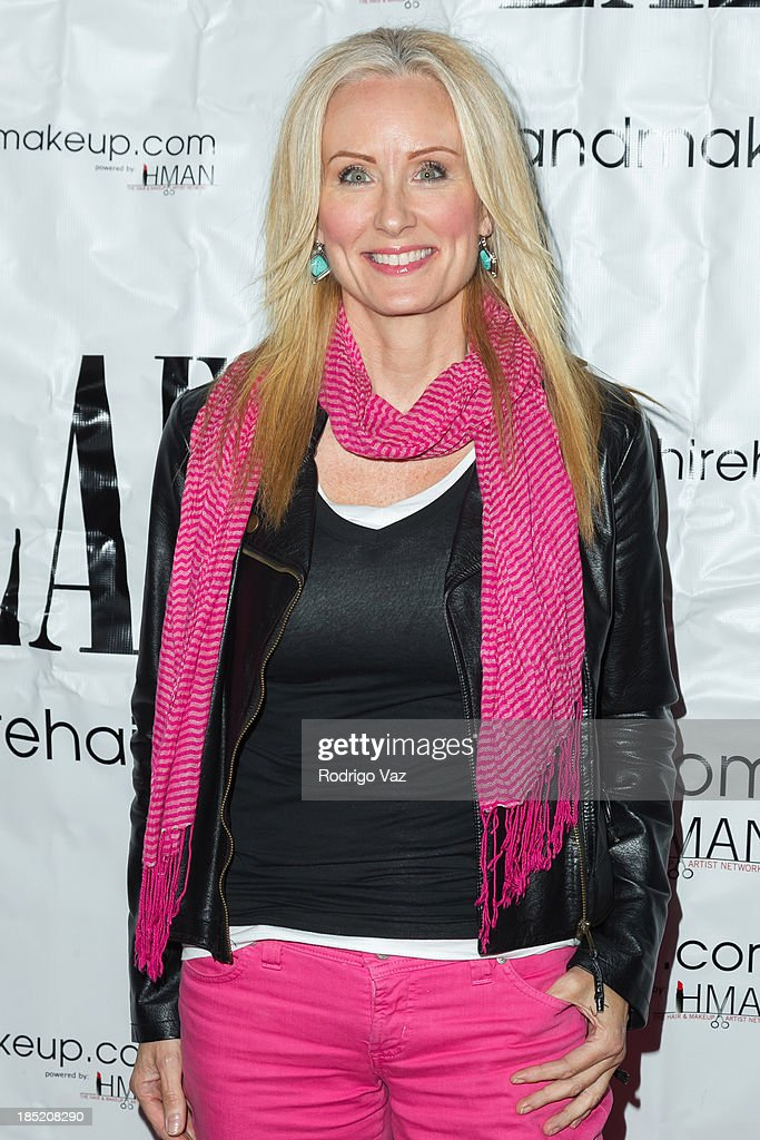 Actress Andrea Anderson attends the 9th Annual La Femme International Film Festival opening night gala premiere 'Psycho Circus' at The Renberg Theatre on October 17, 2013 in Los Angeles, California.