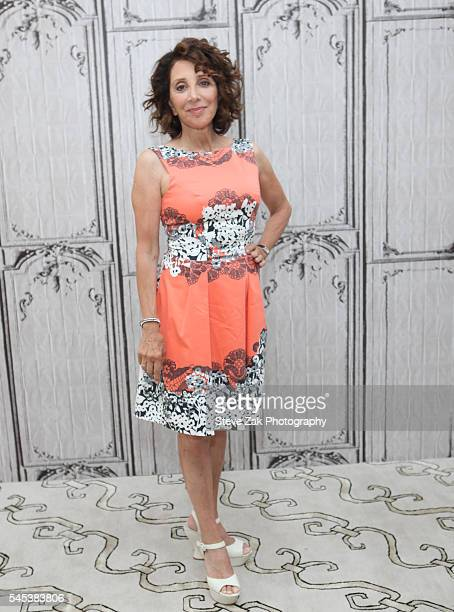 Actress Andrea Martin attends AOL Build Speaker Series Broadway For Orlando 'What The World Needs Now' at AOL Studios In New York on July 7 2016 in...