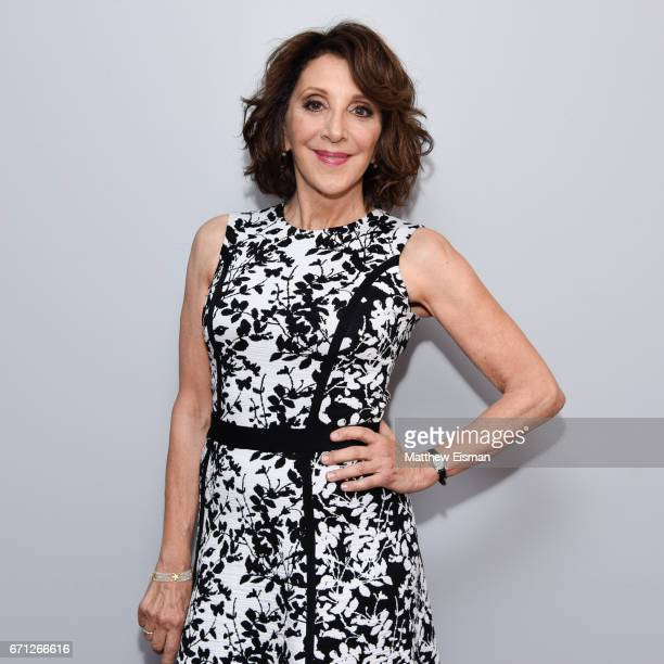 Actress Andrea Martin attends SAGAFTRA Foundation Conversations 'Great News' QA at SAGAFTRA Foundation Robin Williams Center on April 21 2017 in New...