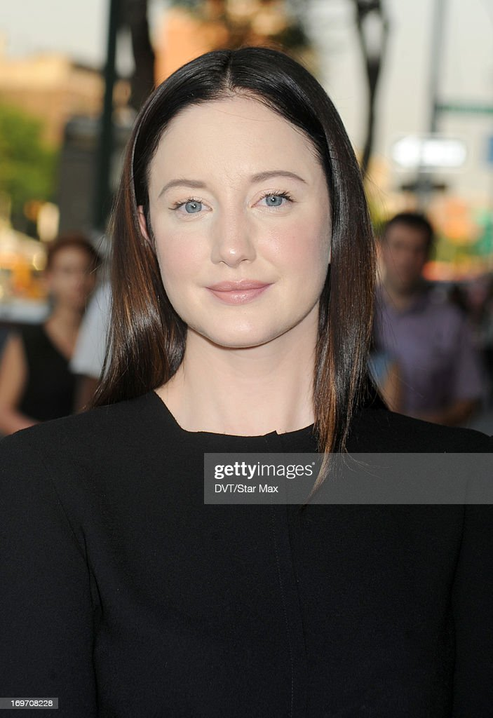 Actress <a gi-track='captionPersonalityLinkClicked' href=/galleries/search?phrase=Andrea+Riseborough&family=editorial&specificpeople=4395380 ng-click='$event.stopPropagation()'>Andrea Riseborough</a> as seen on May 30, 2013 in New York City.