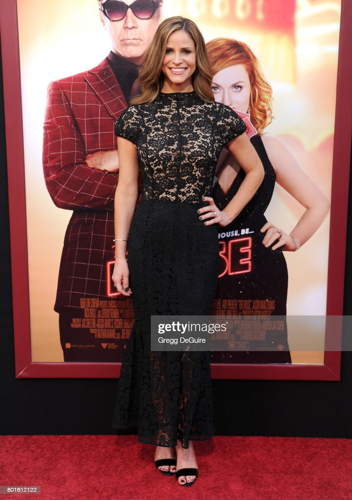 Actress Andrea Savage arrives at the premiere of Warner Bros. Pictures' 'The House' at TCL Chinese Theatre on June 26, 2017 in Hollywood, California.