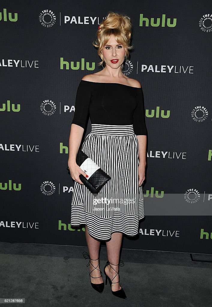 Actress andree vermeulen attends an evening with angie tribeca at