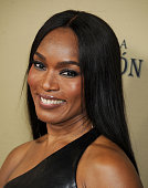 Actress Angela Bassett arrives at the premiere screening of FX's 'American Horror Story Hotel' at Regal Cinemas LA Live on October 3 2015 in Los...