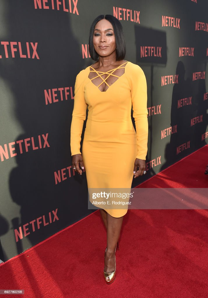 Actress Angela Bassett attends Netflix's 'Master Of None' For Your Consideration Event at the Saban Media Center on June 5, 2017 in North Hollywood, California.